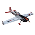 60CC银固定翼轻木模型飞机 EXTRA-330SC