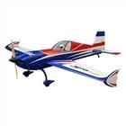 60CC蓝固定翼轻木模型飞机 EXTRA-330SC