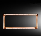 厂家直销led硬灯条珠宝柜台铝槽灯条高亮展柜低压12v/24