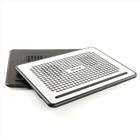 笔记本散热器舒适网眼布膝上笔记本散热器散热垫铝质工厂直销