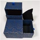 抽屉盒纸盒包装盒烫金工艺科加印logo来样可支持定做