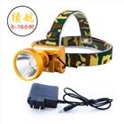 强光远射头戴式新款LED头灯充电防水 户外钓鱼灯 手电筒